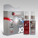 Jo 2 To Tango Personal Lubricant For Pleasure Kit For Couples