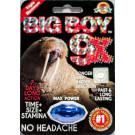 Big Boy 9X Triple Maximum Enhancement Pill for Men