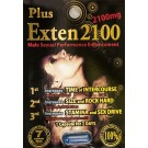 Exten Plus 2100mg Male Sexual Performance Enhancement Pill by Exten 1600 mega Inc.