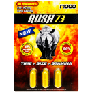 Rush 73 Gold 3 Pills Pack 17000 Male Enhancement Pill