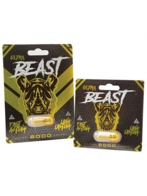 Ultra Beast 8000 Male Enhancement Pill