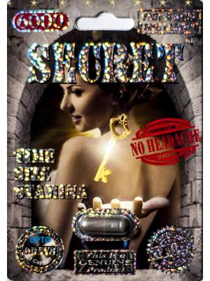 Secret 6000 Genuine Male Sexual Enhancer 1 Pill