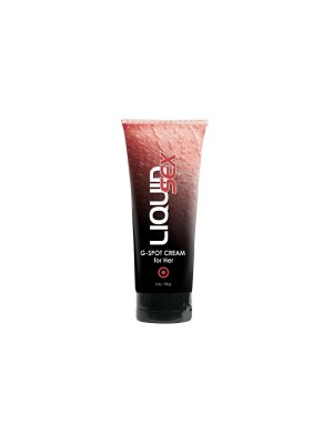 Liquid Sex G-Spot Cream for Her 2 Oz TopCo Sales