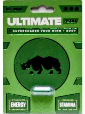 Ultimate 3500 Green Pill Male Enhancement