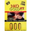 3 KO Gold XT 2750mg 3 Pills Pack Male Sexual Enhancer Old 2500mg