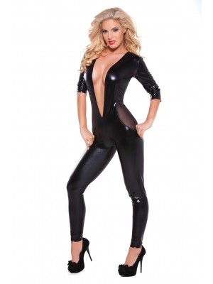 Wetlook Mesh Catsuit Kitten-Boxed 10-1052K