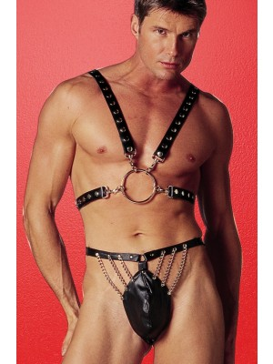 Leather Half Harness 29-102