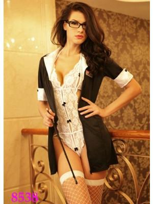 Sexy Lady School Teacher Costume 8538