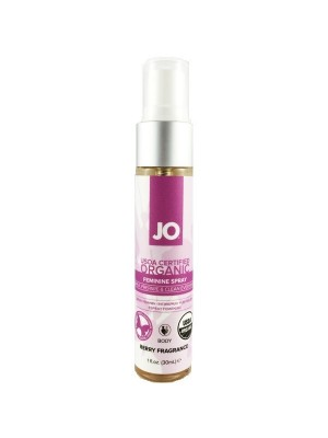 System Jo Usda Certified Organic Feminine Spray Berry Fragrance 1 Oz