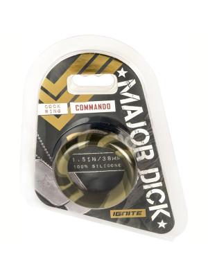 Major Dick Commando Silicone Donut 1.5 inches