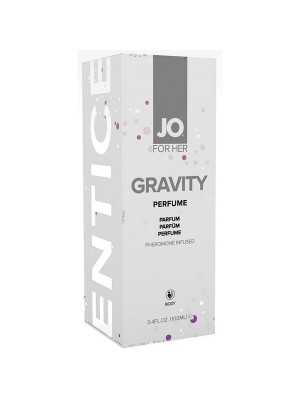 JO Gravity Perfume Infused With Pheromones For Her 3.4 fl. Oz