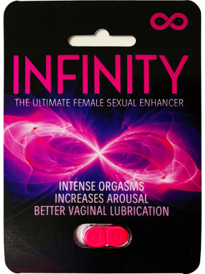 Infinity Ultimate Female Sexual Enhancer Intense Orgasm