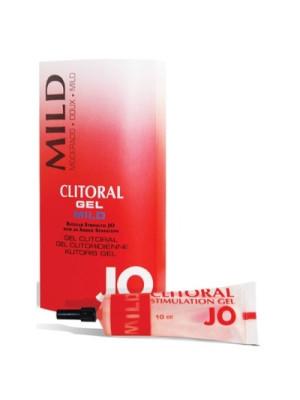 System Jo Clitoral Gel Mild For Women Who Need Extra Sensation Gel 10ml