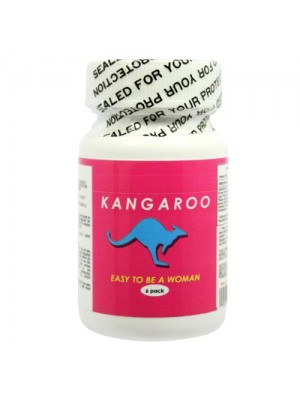 Kangaroo For Her Easy To Be A Woman 12 Sexual Enhancement Pill Bottle