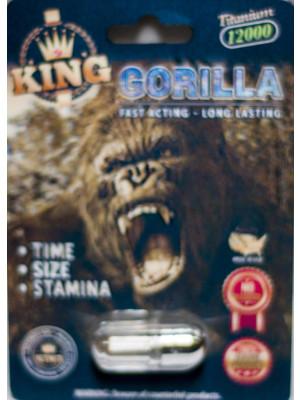 King Gorilla 12000 Male Enhancement Pill