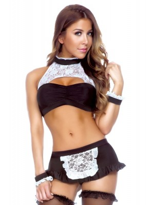 Maid to Order Costume Fantasy Lingerie PL1403