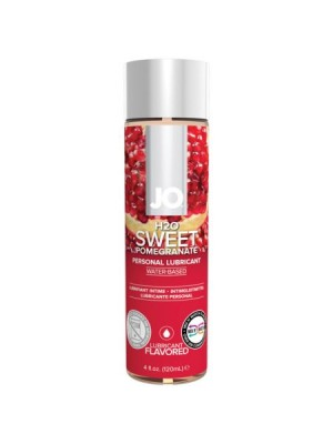 System JO H20 Sweet Pomegranate Personal Lubricant 4 oz