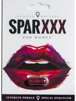 SparXXX Intimate Female Sexual Enhancer Pill