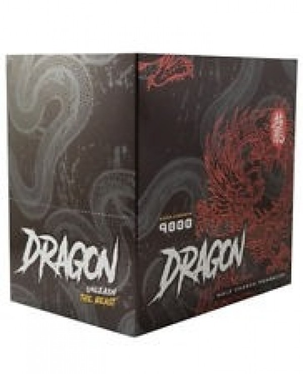 Dragon 9000 extra strength unleash the beast  box