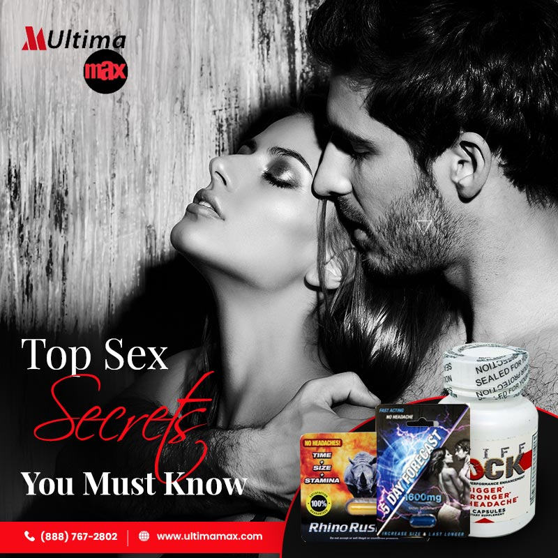 Top Things No Would Ever Tell You about Sex