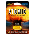 Atomic 41000 mg Natural Formula Male Sexual Enhancement Gold Pill