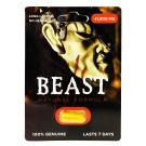 Beast 41000mg Natural Formula Male Enhancement Gold Pill