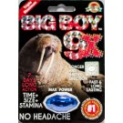 Big Boy 9X Triple Maximum Enhancement Pill for Men