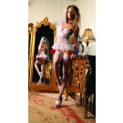 4 Piece Sweetheart Bride Lingerie Be Wicked BW1176