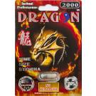 Dragon Premium Male Sexual Performance Enhancement Pills 2000mg