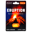 Eruption 35000 mg Natural Formula Male Sexual Enhancement Gold Pill