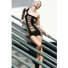 Lady's Killer Legs Fishnet Body Stocking 818JT083 Yelete Group Lingerie