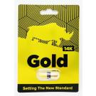 Gold 14K Male Sexual Enhancement Gold Pill
