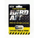 Hard Af Male Sexual Enhancement Capsule