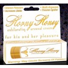 Horny Honey Stimulating Exhilarating Arousal Cream 1.0 Oz by