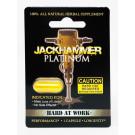 Jackhammer Platinum Sexual Male Enhancement Gold Pill