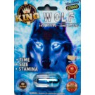 King Wolf 12000 Male Enhancement Pill 3D Package