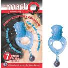 Mach Ecstasy Vibration Ring 7 Speeds Clitorlal&Tesiticular Stimulation