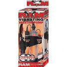 Vibrating Master Penis Pump RAM