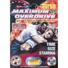 Maximum Overdrive Turbo 5000 Male Sexual Enhancer Pill