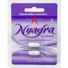 Nyagra Female Sensual Enhancement White Double Pill