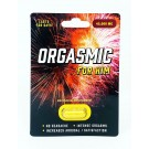 Orgasmic 45000mg Natural Formula Male Sexual Enhancement Gold Pill
