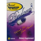 Pandora Sexual Enhancer For Women 825mg 1 Pill