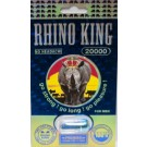 Rhino King 20000 Premier Strong Pill For 12 Days Male Enhancement