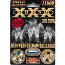 Rhino XXX 11000 Genuine Male Sexual Enhancer 1 Black Pill