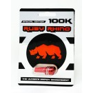Ruby Rhino 100K Male Enhancement Pill Special Edition