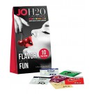 System Jo H2O Flavored Lube Gift10 Foil Pack