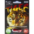 Tiger 9000 Genuine 7 Day Male Sexual Performance Enhancer 1 Pill