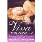 Viva Cream Arousal Gel For Women by M.D. Science Lab, LLC.