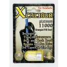 Xcalibur Black 11000 Male Sexual Performance Enhancement Strongest Pill