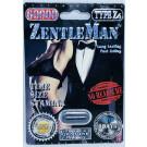 ZentleMan 60000 Pill Black Genuine Male Sexual Enhancer